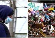 """Un oras intreg din Romania se afla sub alerta de cod rosu de gunoaie: """"Nu mai pot trai cu mizeria asta"""""""