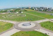 Parcul din Romania care a costat 16 milioane de euro, dar unde nu se plimba nimeni! Seara arata idilic, insa ziua e un cosmar!