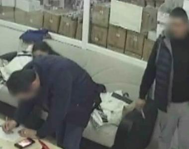 Soferul care a furat marfa de peste 100.000 de euro, pus in libertate de magistrati....