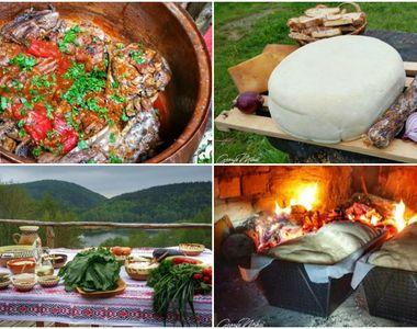 Preparate de poveste din Valea Buzaului. Iata cum pregatiti cele mai delicioase...