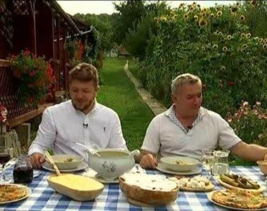 Transilvania, taramul minunilor arhitecturale si culinare! Bazna, tinutul bisericilor...