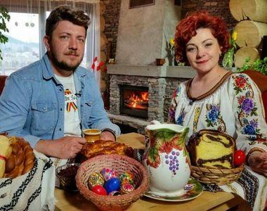 Cele mai frumoase asezari din Romania, unde traditiile de Paste se pastreaza la fel ca...