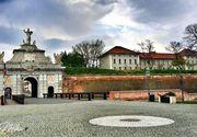Tezaurul nedescoperit dintre zidurile cetatii Alba Iulia, perla turistica a Transilvaniei. Ati fost aici?