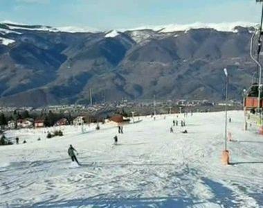 Paradisul iubitorilor de sporturi de iarna este chiar in Romania! Statiunea din masivul...