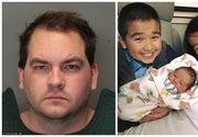 Un tata si-a omorat copiii in fata sotiei! Barbatul de 33 de ani n-a avut mila si a ucis si bebelusul de 8 luni