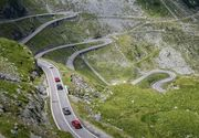 Transfăgărăşanul, drum pereche cu Alfa Romeo
