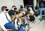 Imagini obscene la Balul Bobocilor al unui liceu din Cluj-Napoca! Ce-au fost puse concurentele la Miss sa faca este scandalos