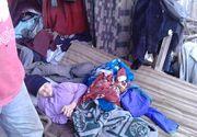 Batrana si paralizata, o batrana din Neamt a fost aruncata in strada de propria fiica. Imaginile care iti vor rupe sufletul