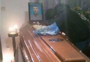 Rauri de lacrimi la capataiul tanarului roman ucis in Italia. Doru Constantin Olaru a fost inmormantat duminica in comuna natala