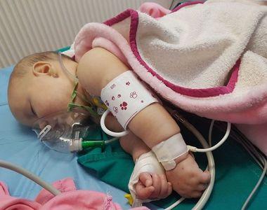 Scandalos! Un bebelus de numai patru luni a fost tinut ore in sir in coma pentru ca...