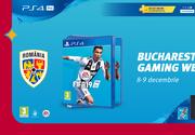 Primii patru componenti ai echipei nationale de FIFA vor fi anuntati la Bucharest Gaming Week