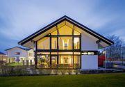 """Un investitor roman vrea sa construiasca locuinte """"Made in Germany"""", in nordul Capitalei. Pretul unei case poate sa ajunga pana la un milion de euro"""
