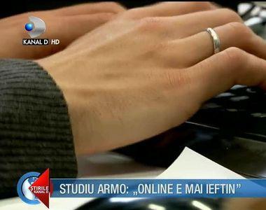 Romanii s-au invatat sa-si faca cumparaturile online!