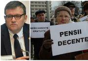 Anunțul făcut de ministrul Muncii! Legea Pensiilor urmează să intre în dezbatere zilele următoare