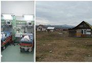 Puteau muri din cauza unui generator! Şapte copii şi un adult au ajuns la spital după ce s-au intoxicat cu monoxid de carbon