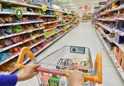 Înnebuniți după cumpărături! Chiar dacă prețurile s-au scumpit, românii cumpără mai mult