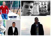 EI sunt tinerii care și-au pierdut viața în cumplitul accident din Suceava! Cei cinci se întorceau de la discotecă