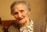 La 104 ani este bătaia de joc a statului român. O văduvă de război din Suceava are pensia de 290 de lei!