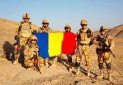 Cine sunt militarii care ne reprezintă în Afganistan? Soldații români se bat pe niște solde frumușele