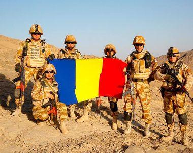 Cine sunt militarii care ne reprezintă în Afganistan? Soldații români se bat pe niște...