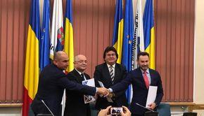 Primarii orașelor Timișoara, Cluj-Napoca, Arad și Oradea au format Alianța Vestului