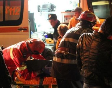 Explozie puternică într-un bloc din județul Hunedoara! Un bărbat a fost găsit decedat...