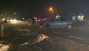 Accident CUMPLIT în Neamț! Un bărbat A MURIT! Alte trei persoane, printre care şi copil, se află printre victime