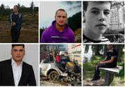 Ei sunt tinerii care au murit în accidentul cumplit din județul Suceava. O localitate întreagă îi plânge