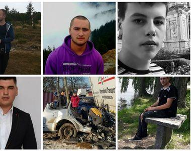 Ei sunt tinerii care au murit în accidentul cumplit din județul Suceava. O localitate...