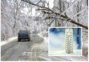 România, lovită din plin de furia iernii! Cum va fi vremea în luna decembrie