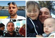 EL este  românul din Italia găsit spânzurat în casă, de soţia lui! Doi copii  au rămas  acum orfani de tată