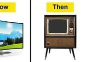 Televizorul – atunci și acum