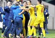 Romania U21  si-a aflat adversarele din preliminariileCampionatului European din 2021
