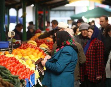 Alimentul de bază al românilor se scumpește, deși România este printre principalii...