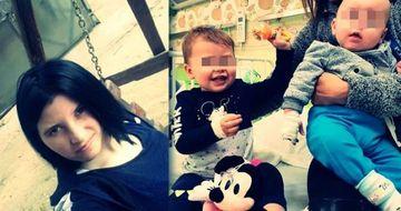 """Răsturnare de situația în cazul mamei care și-a abandonat cei doi copii, în Alexandria. A fost amenințată să-și lase copiii în stradă: """"Mi-a pus cuțitul la gât"""""""