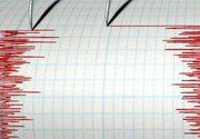 Cutremur în România, în această dimineaţă. Seismul s-a produs în Vrancea, la 73 de kilometri adâncime