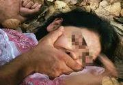 Cei sapte violatori din Vrancea care au batjocorit o fata de 13 ani au scapat de arestul preventiv