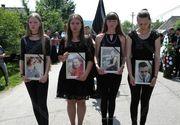 Parintii celor patru frati morti la calea ferata din Viisoara au dat in judecata CFR