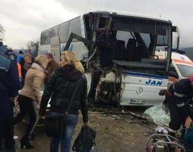 Plan rosu de intreventie in Maramures. 17 persoane au fost transportate la spital, dupa...