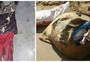 """Macabru! Cadavrul unei femei gravide a fost gasit ciopartit si abandonat pe marginea drumului: """"A fost omorata ca sa nu mai nasca"""""""