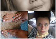 Le facea unghiile celor doua fiice de 5 si 6 ani, apoi lasa barbati in varsta sa le batjocoreasca pentru bani! Procurorii spera ca micutele sa poata supravietui