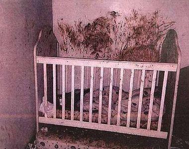 """Imagini infioratoare din """"casa groazei"""", acolo unde trei copii au fost gasiti..."""