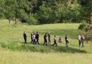 Crima odioasa in Bistrita! Un barbat a fost transat ca un animal, iar copiii criminalilor au fot martori la intreaga scena