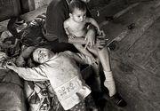 Inchise in beci printre sobolani, trei fetite din Vaslui au ajuns in stare grava la spital! Este cumplit ce au mancat fetitele infometate