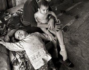 Inchise in beci printre sobolani, trei fetite din Vaslui au ajuns in stare grava la...