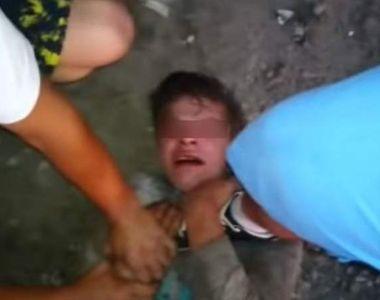 O fetita de 3 ani a fost batjocorita la groapa de gunoi din Cluj Napoca. Agresorul a...