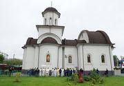 Clipe de groaza traite la slujba de duminica! Un copilas a cazut din clopotnita la o biserica din Bucuresti