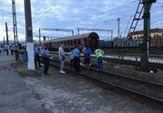 Un barbat s-a aruncat din tren si a murit pe sine la Targu Jiu. Motivul pentru care a facut gestul fatal este halucinant
