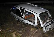 Un roman a provocat un accident infiorator pe o autostrada din Ungaria. Doi adulti si doi copii se zbat intre viata si moarte