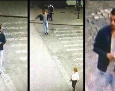 Pedofil cautat de politia din Iasi! A luat o fetita de 8 ani din fata portii si a dus-o...
